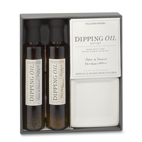 Williams-Sonoma Dipping Oil Gift Set