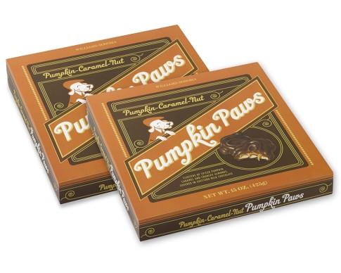 Williams-Sonoma Pumpkin Paws, Set of 2
