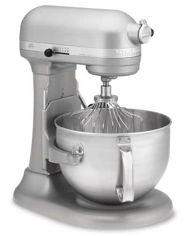 KitchenAid® Professional 610 Stand Mixer, Nickel Pearl