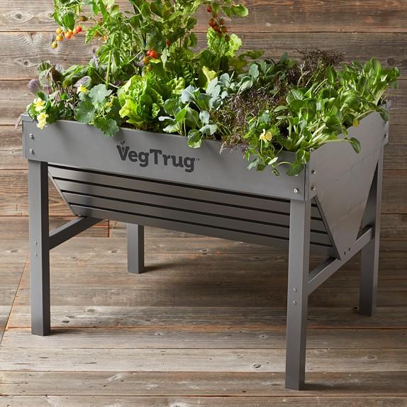 The VegTrug™ Aluminum Trug