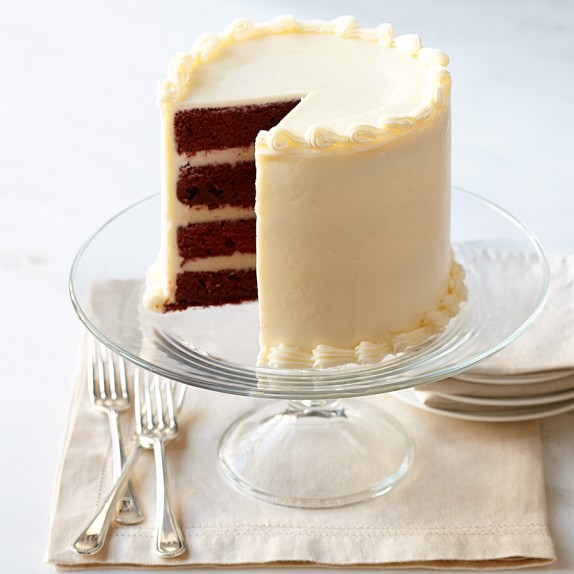 Gluten-Free Red Velvet Layer Cake