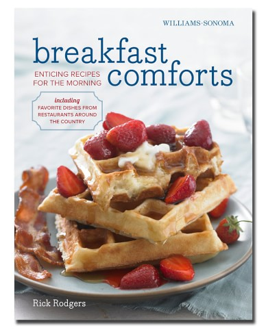 Williams-Sonoma Breakfast Comforts Cookbook New Edition