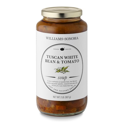 Williams-Sonoma Tuscan White Bean Soup Starter, Set of 2