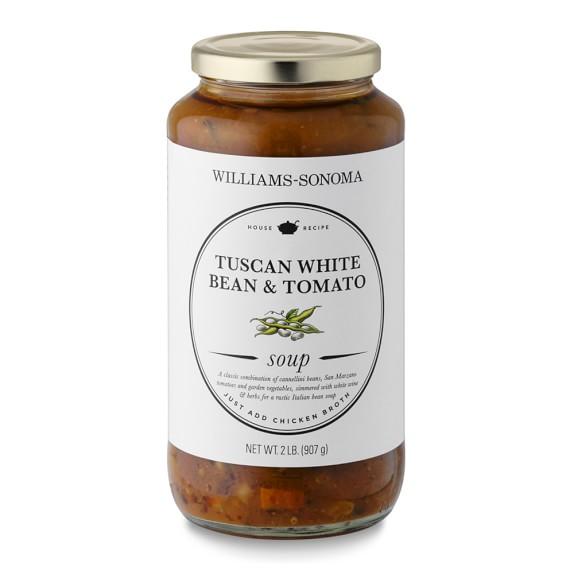 Williams-Sonoma Tuscan White Bean Soup Starter, Set of 2