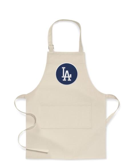 MLB™ Los Angeles Dodgers, Kids Apron, Khaki