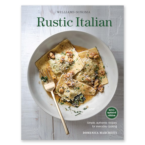 Williams-Sonoma Rustic Italian Cookbook