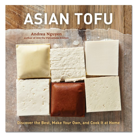 Asian Tofu Cookbook
