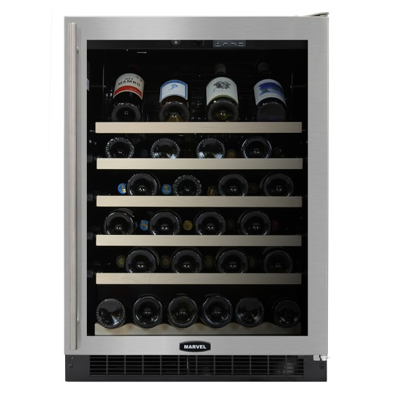 Marvel Single Zone Wine Refrigerator, 24
