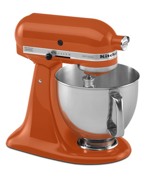 KitchenAid® Artisan Stand Mixer, Persimmon