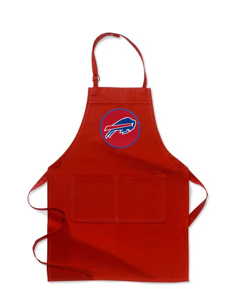 <i>NFL</i>&#8482; Buffalo Bills Kids Apron, Claret