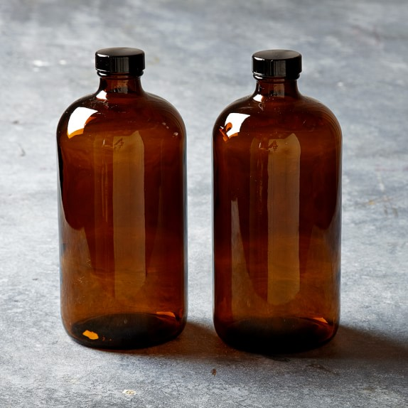 Kombucha Growler Bottles, Set of 2