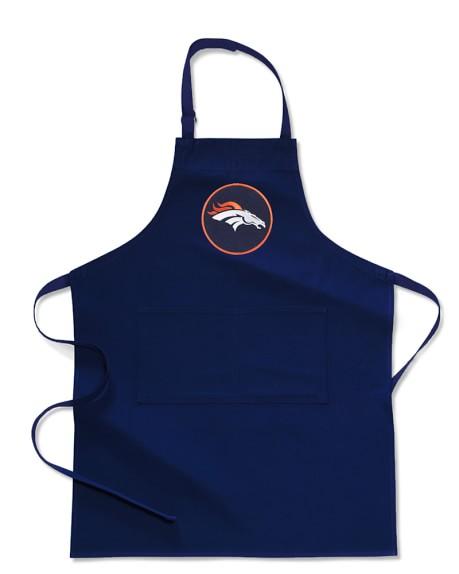 <i>NFL</i>&#8482; Denver Broncos Adult Apron, Navy