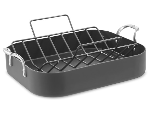Calphalon® Unison™ Sear Nonstick Roaster with Rack