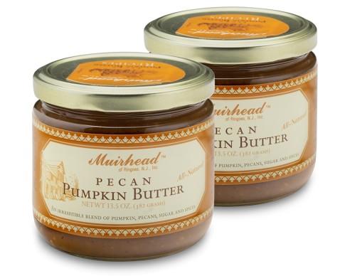 Pecan Pumpkin Butter, Set of 2