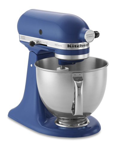 KitchenAid® Artisan Stand Mixer, Blue Willow