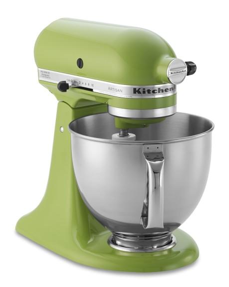 KitchenAid® Artisan Stand Mixer, Green Apple