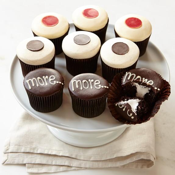 Gluten-Free Cupcakes, Set of 9