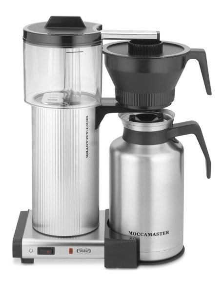 Technivorm Grand Coffee Maker with Thermal Carafe, 64-Oz.