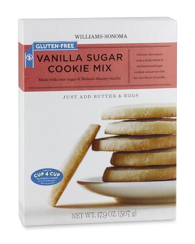 Williams-Sonoma Gluten-Free Sugar Cookie Mix