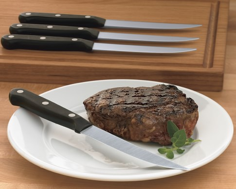 Wüsthof Gourmet Steak Knives, Set of 4