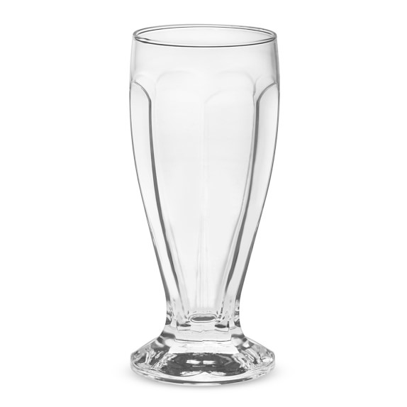 Soda Fountain Glasses, Set of 6