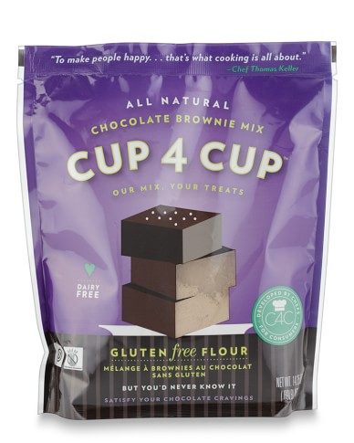 Cup4Cup Gluten-Free Brownie Mix