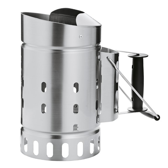 Rösle Stainless-Steel Charcoal Chimney