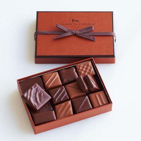 La Maison du Chocolat Assorted Chocolates, 14 piece