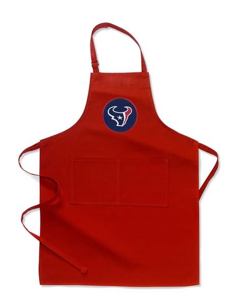 <i>NFL</i>&#8482; Houston Texans Adult Apron, Claret