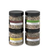 Smoking Gun™ Wood Chips, Set of 4