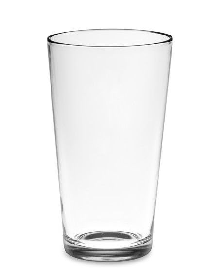 Pint Glasses, Set of 4
