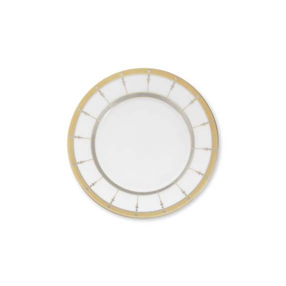 Haviland Tambour Bread and Butter Plate