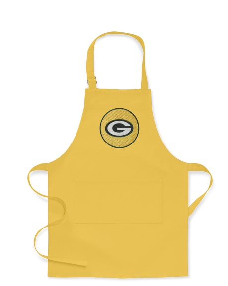 <i>NFL</i>&#8482; Green Bay Packers Kids Apron, Dijon
