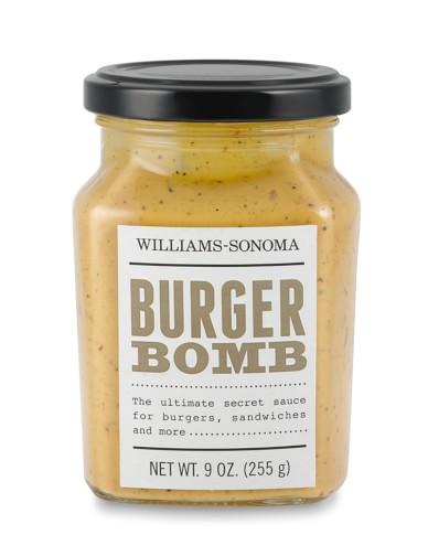 Williams-Sonoma Burger Bomb Sauce