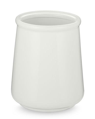 Tapered Ceramic Utensil Holder, Medium