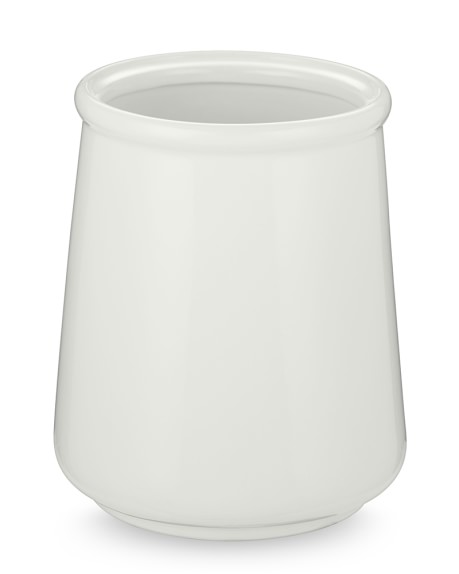 Tapered Ceramic Utensil Holder, Medium