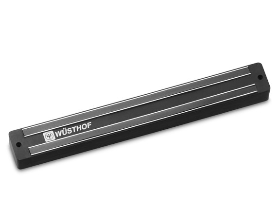 Wüsthof Magnetic Knife Rack, Black, 12