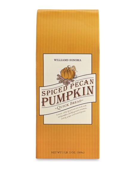 Williams-Sonoma Spiced Pecan Pumpkin Quick Bread Mix