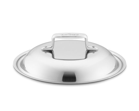 All-Clad d5 Stainless-Steel Domed Lid, 9 1/2