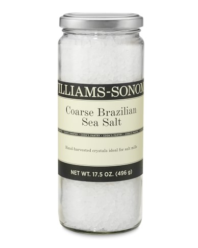 Williams-Sonoma Coarse Brazilian Sea Salt