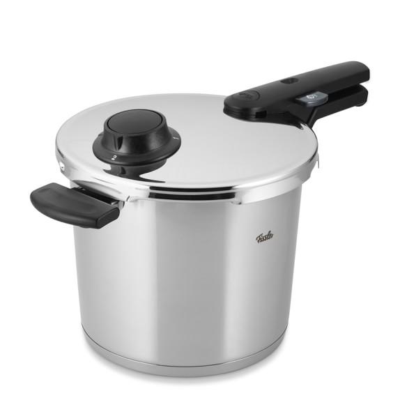 Fissler Vitavit Pressure Cooker, 6-Qt.