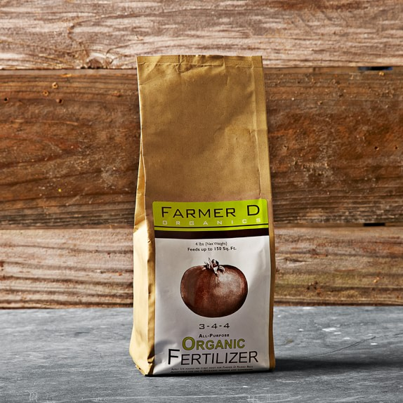 Farmer D All-Purpose Organic Fertilizer