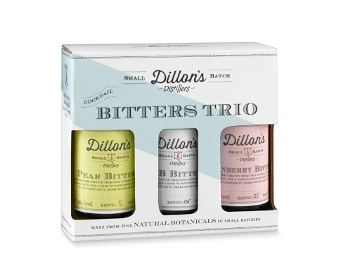 Dillon's Distillers Cocktail Bitters Trio