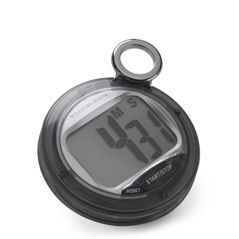 Rotary Timer with Large LCD Display