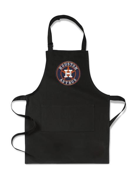MLB™ Houston Astros, Kids Apron, Black