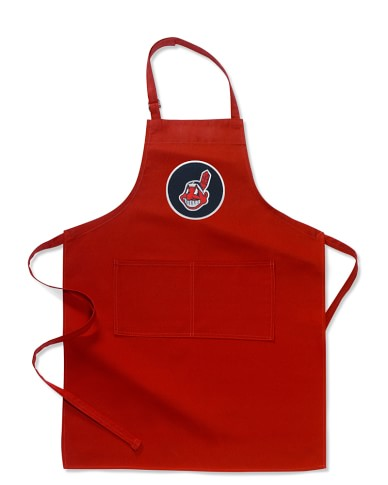 MLB™ Cleveland Indians, Adult Apron, Red