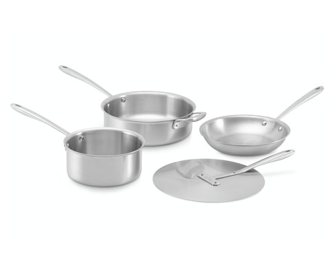 All-Clad TK™ 4-Piece Foundation Cookware Set
