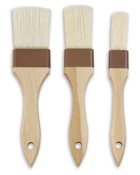 Pastry Brushes, Set of 3