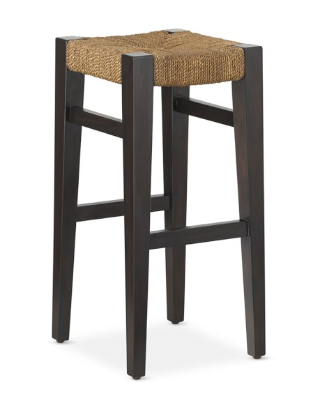 Mia Bar Stool, Seagrass