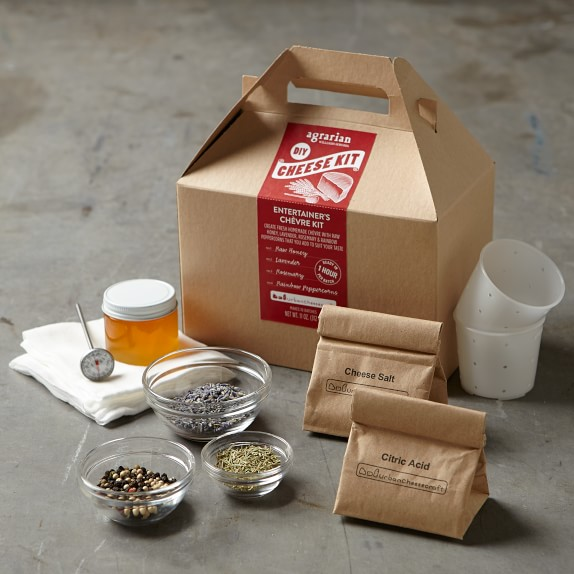 Entertainer's Chevre Cheese-Making Kit